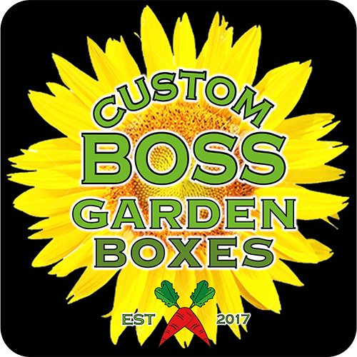 Custom Boss Garden Boxes